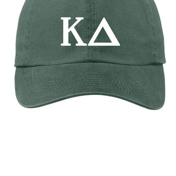 KD / Kappa Delta / Choose Your Colors / Sorority Cap