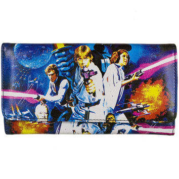 Star Wars - Ladies Poster Wallet