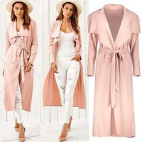 Fernanda casual long coat