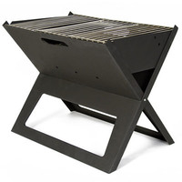 Portable Notebook BBQ Grill at Firebox.com