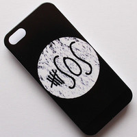 5 Second of Summer 5sos Quote Pattern Hard Case Cover For iPhone Samsung Galaxy