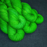 Baah Yarn - Green with Envy