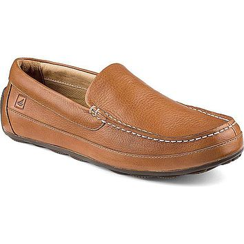 Men's Hampden Venetian Loafer in Sahara Brown by Sperry