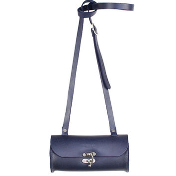 """Earhart"" Small Travel Bag Navy"