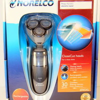 NEW Philips Norelco 6945XL Cordless or Corded Rechargeable Electric Razor Shaver