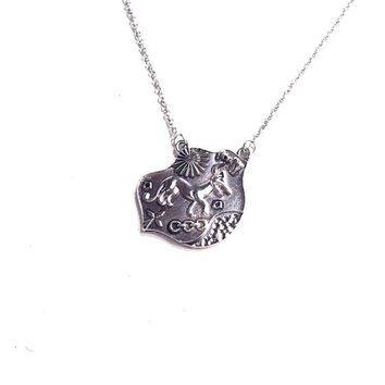 Teen Wolf Allison Argent Charm Necklace