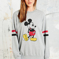 Mickey Mouse Jumper in Grey - Urban Outfitters
