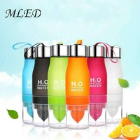 H2O Fruit Infusion Bottle.