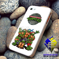 TMNT Ninja Turtle Warrior Carton Hero 204 For iPhone Case Samsung Galaxy Case Ipad Case Ipod Case