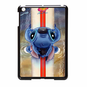 Lilo And Stitch Waiting For The Perfect Wave Disney iPad Mini Case