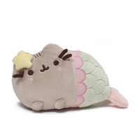"7"" Pusheen Star Mermaid Plush"