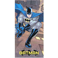 Batman Climbing Beach Towel