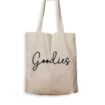 Goodies - Tote Bag