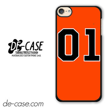 Retro Dukes Of Hazzard General Lee DEAL-9226 Apple Phonecase Cover For Ipod Touch 6