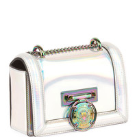 Balmain Baby Box Mirrored Shoulder Bag