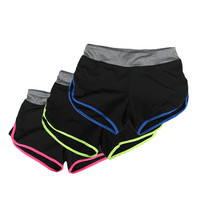 Korean Outdoors Yoga Gym Quick Dry Permeable Shorts [6572450567]