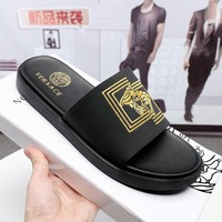 Versace Men Fashion Boots  fashionable casual leather  Breathable Sneakers Running Shoes Sneake