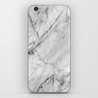 Marble iPhone & iPod Skin by Patterns And Textures