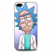 Rick From Rick And Morty iPhone 5/5s/SE Case