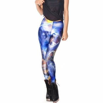 Star Wars Print Leggings