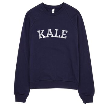 Kale Ivy Typography sweater