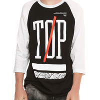Twenty One Pilots TOP Raglan