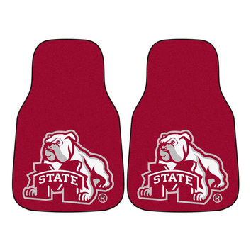Mississippi State Bulldogs NCAA Car Floor Mats (2 Front)