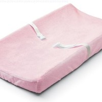 Summer Infant Ultra Plush Change Pad Cover, Pink