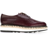 Castañer 'camelia' Lace-up Shoes - Biffi - Farfetch.com