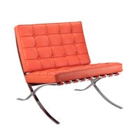 Catalan Chair in Orange