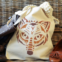 Navajo Wolf Bag Kit | What Delilah Did