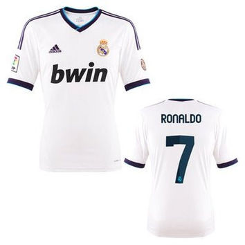 reputable site 51b13 cf149 Ronaldo Jersey Real Madrid Youth and Boys Sizes