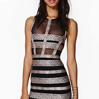 Nasty Gal All Wrapped Up Dress