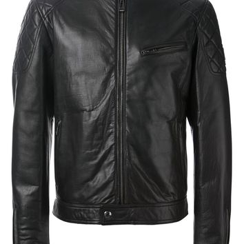 Belstaff quilted shoulder jacket