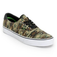Vans Era 59 Native Camo & Black Canvas