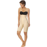Thigh-Length Compression Garment w/ High Back by Marena®