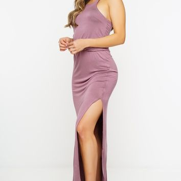 Deanna Maxi Dress - Orchid