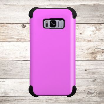 Solid Color Fuchsia for Apple iPhone, Samsung Galaxy, and Google Pixel