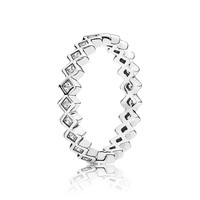 PANDORA Alluring Princess Ring - Size 8.5