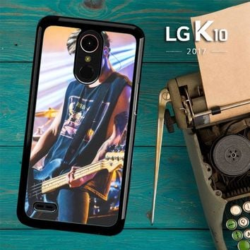 Calum Hood 5 Seconds Of Summer V0307 LG K10 2017 / LG K20 Plus / LG Harmony Case