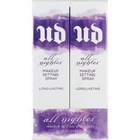 Urban Decay Cosmetics All Nighter Makeup Setting Spray Duo