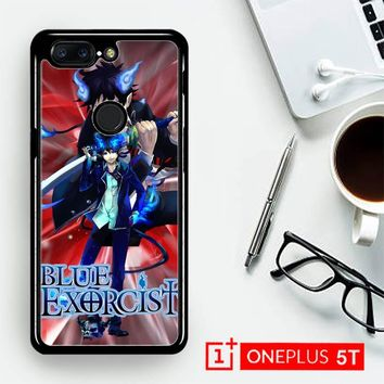 Blue Exorcist D0274  OnePLus 5T / One Plus 5T Case