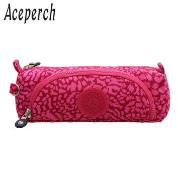 ACEPERCH New Women Wallet Girls Kipled Nylon Carteira Masculina Female Student Carteira Feminina Organizador Makeup Bag