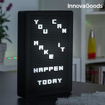 Light-Up Peg Board