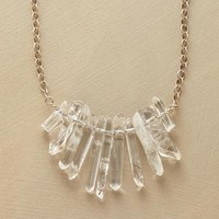 ICICLES NECKLACE         -                Necklaces         -                Jewelry                       | Robert Redford's Sundance Catalog