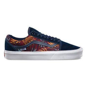 Vans Old Skool Lite (Tropical dress blues/white)
