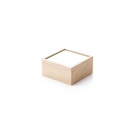 ObjectBox Small Wooden Storage Box