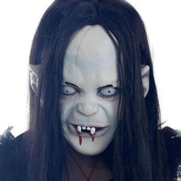 Horror Halloween Mask Witch Mask Halloween Props G