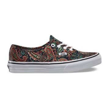 Vans Paisley Authentic (bison/true white)