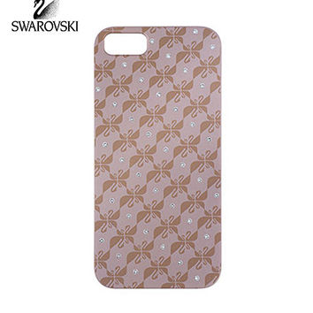 Swarovski Smartphone Case SWANFLOWER IPHONE 5/5S Incase Rose Gold #5083041